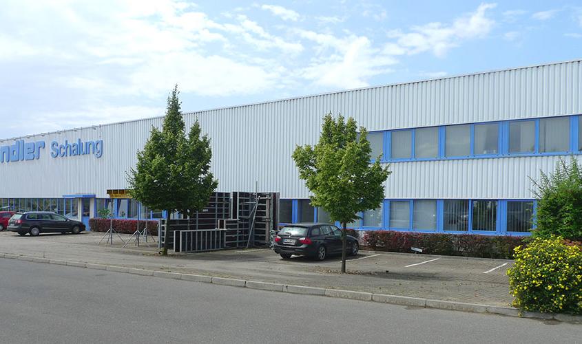 Standort Wendler Schalung